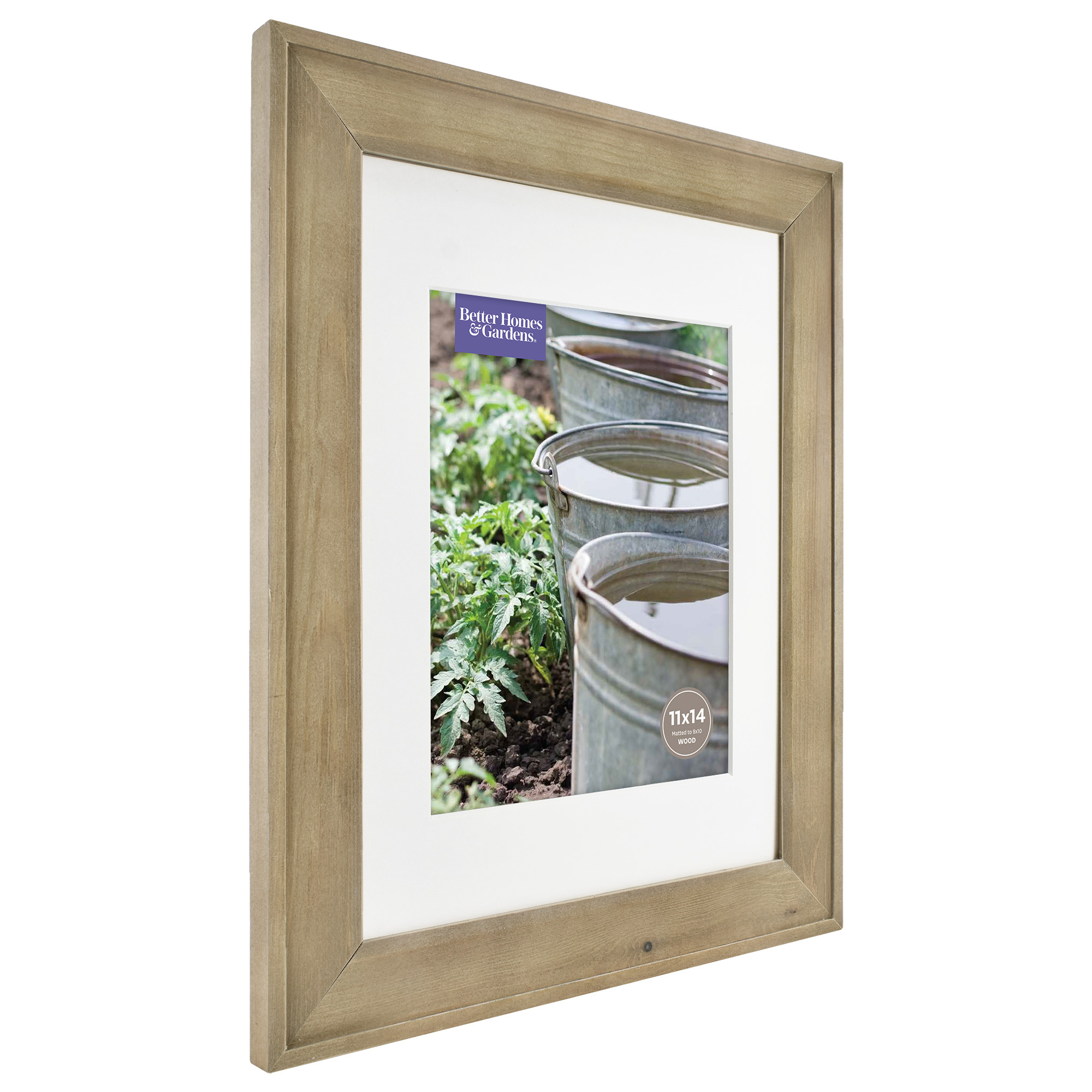 Better homes and gardens 11x148x10 rustic wood picture frame 2pk better homes and gardens 11x148x10 rustic wood picture frame 2pk walmart jeuxipadfo Image collections