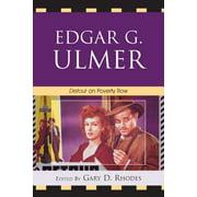 Edgar G. Ulmer - eBook