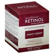 Skincare LdeL Cosmetics Retinol Vitamin Enriched Night Cream 1.7 Oz