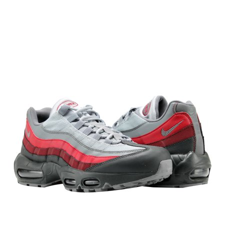 Nike - Nike Air Max 95 Essential Anthracite Grey-Red Men s Running ... 4a71866f69