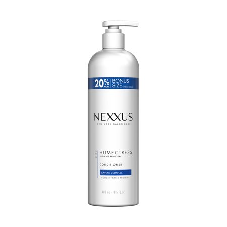 Nexxus Humectress for Normal to Dry Hair Moisture Conditioner, 16.5 (Best Hair Conditioner For Curly Frizzy Hair)