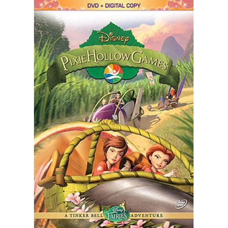 Pixie Hollow Games: Pixie Party Edition (DVD) - Edition Dvd Game