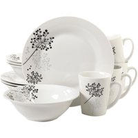 Deals on Gibson Netherwood 12 pc Dinnerware Set