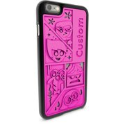 Apple iPhone 6 Plus and 6S Plus 3D Printed Custom Phone Case - Disney/Pixar Inside Out - Multiple Characters