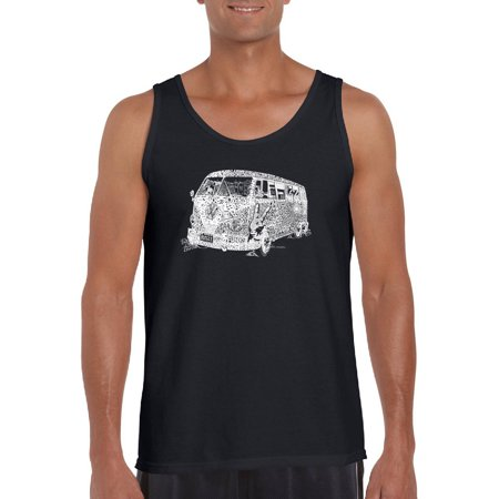 Big Men's tank top - the 70's ()