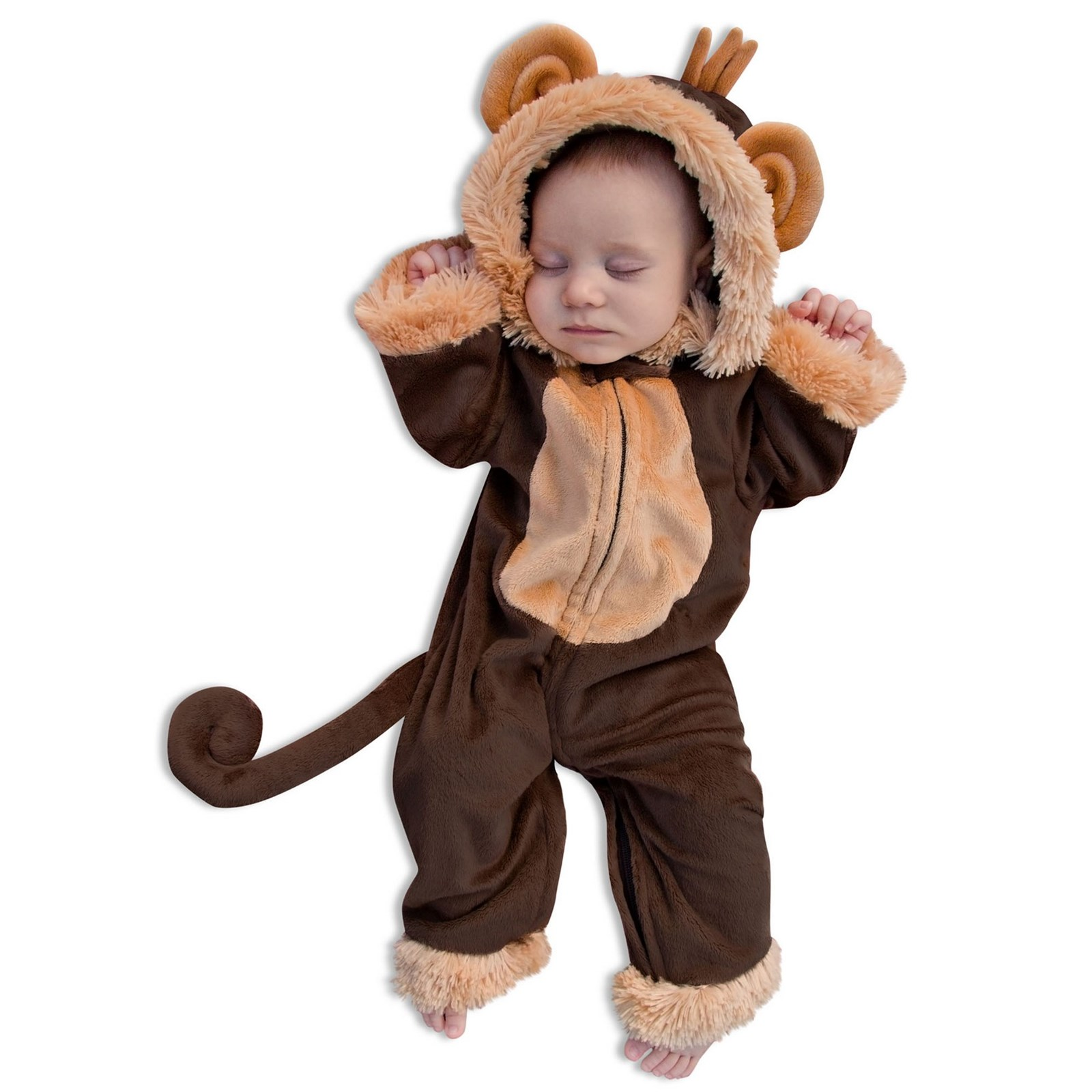 Halloween Toddler Newborn Milo the Monkey Costume