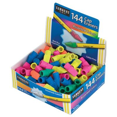 Sargent Art Cap Erasers