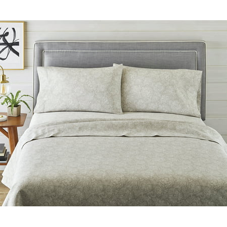 Better Homes & Gardens 100% Cotton Wrinkle Free Sheet Set