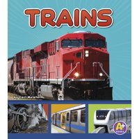 Transportation in My Community: Trains (Paperback)
