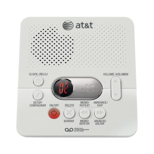 at t 1740 digital answering machine