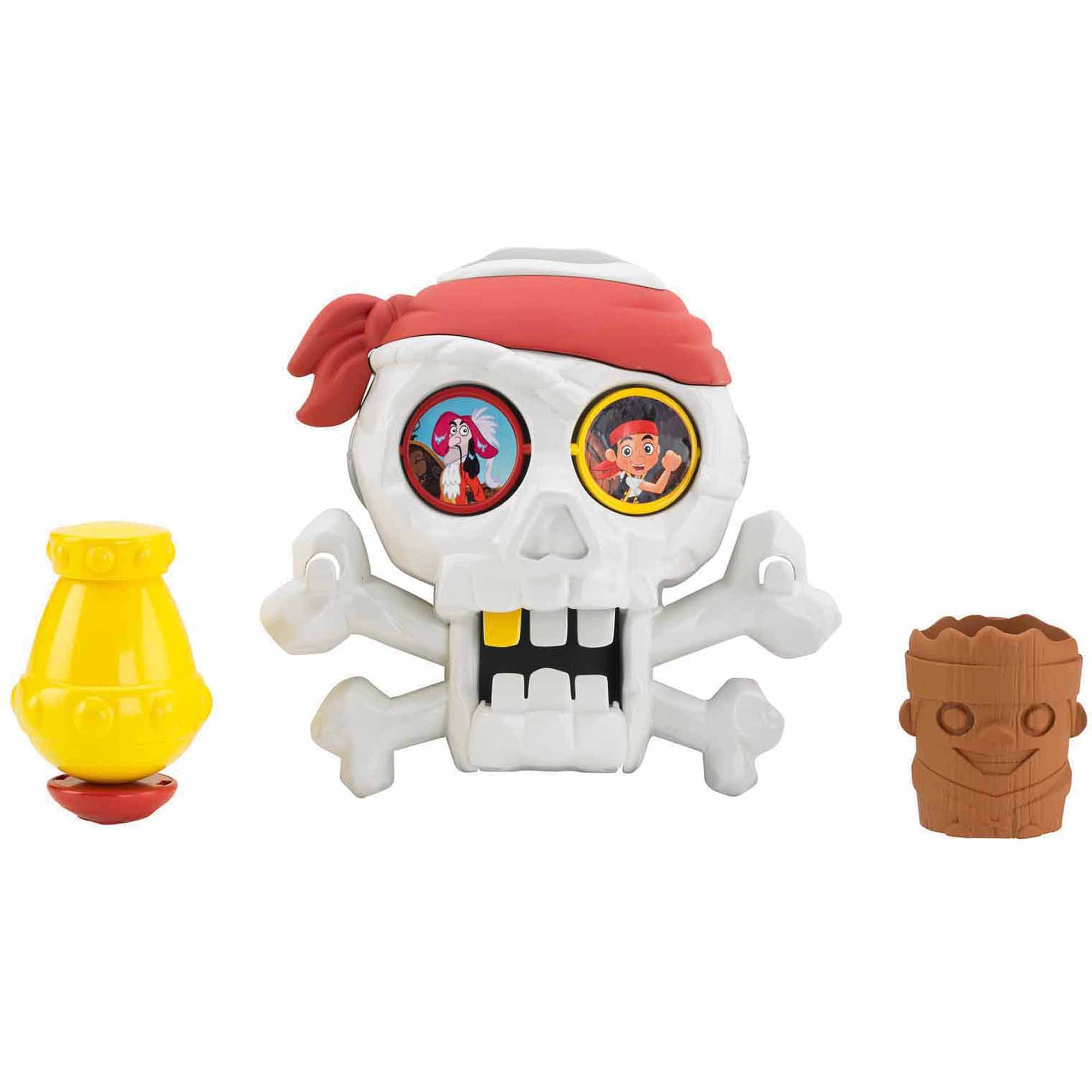 Fisher-Price Jake and the Never Land Pirates Skull Bath Blast