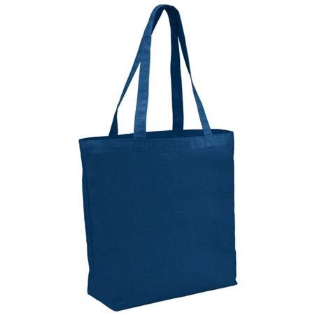 Augusta Canvas Tote - Augusta Sportswear Grocery Tote 832