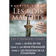 Les rois maudits - Tomes 1, 2 & 3 - eBook