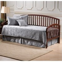 Bowery Hill Hardwood Spindle Daybed in Brushed Cherry