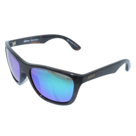 9394a7e37de05 Revo Eyewear Sunglasses Otis Tortoise Polarized Green Water Lens -  Walmart.com