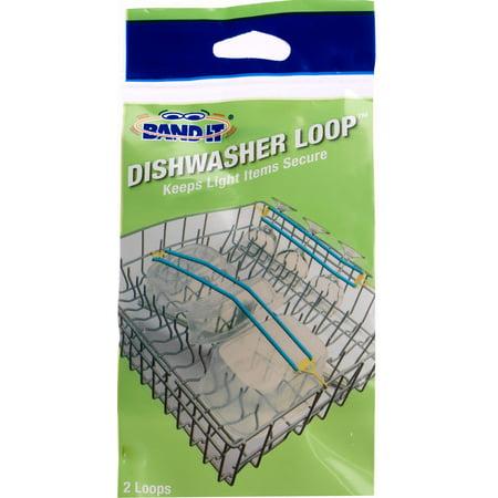 00 Loop - Band It Loops Dishwasher Loops, 2 Ct