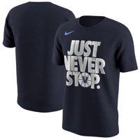 Villanova Wildcats Nike 2018 NCAA Men's Basketball Tournament March Madness Selection Sunday Just Never Stop T-Shirt -
