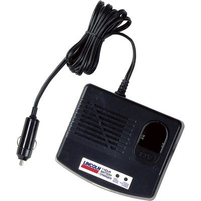 Lincoln 1215 - 12 Volt DC 1 Hour Charger 1 Hour Multi Voltage Charger
