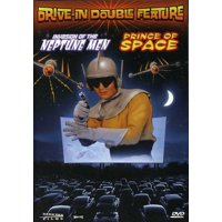 Drive in Movie Double Feature: Prince of Space / Invasion of the NeptuneMen (DVD)