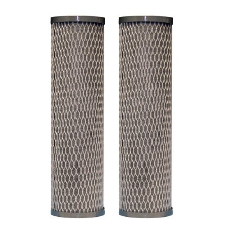 Best Universal Whole House Carbon Wrap 2-Phase Cartridge by DuPont - Pack of