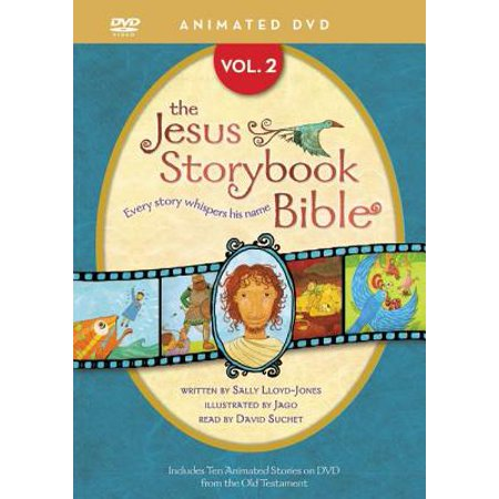 Jesus Storybook Bible Animated DVD, Vol. 2](Animated Halloween Stories Online)