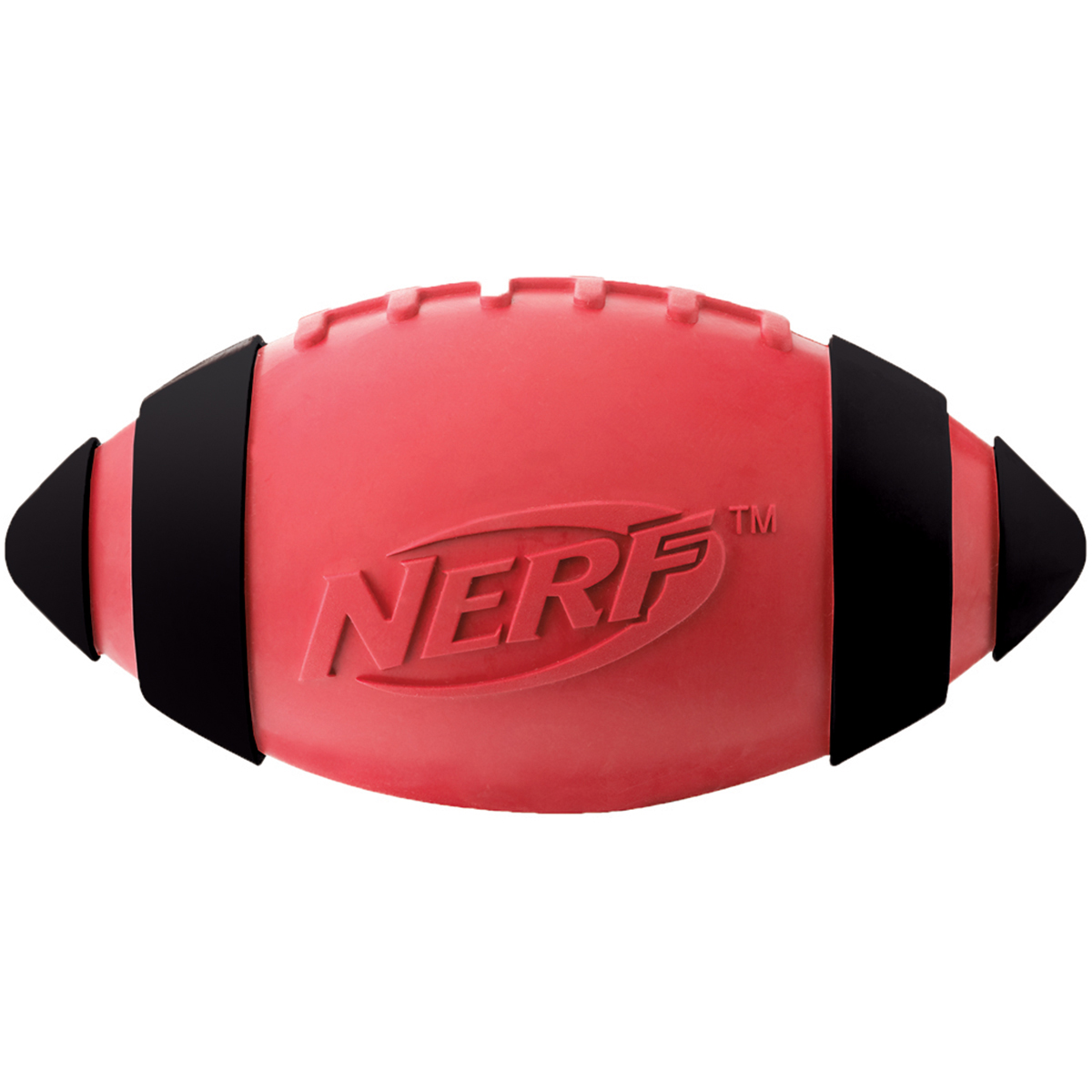 "Nerf Classic Squeak Football 5""-Red"