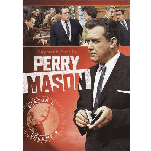 Perry Mason: The Fourth Season - Volume Two (Full Frame)