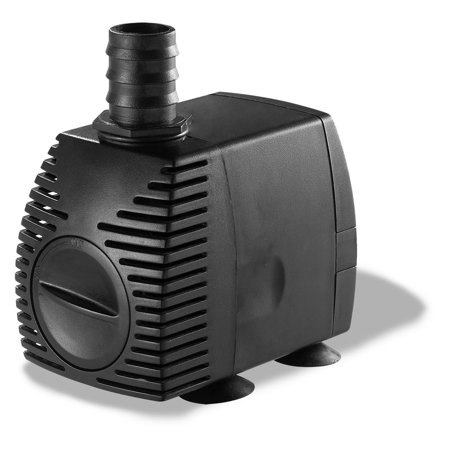 Image of Algreen 30GPH Statuary Fountain Pump for Water Features