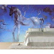 "Startonight Mural Wall Art Salvador Dali Unicorn Illuminated Painters Abstract Large Wallpaper Photo 5 Stars Gift 10 x 28,82 '' x 50,4 '' Total 8'4""x 12'"