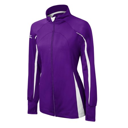 Mizuno Youth Volleyball Apparel - Youth Elite 9 Focus Full Zip Jacket - 440586