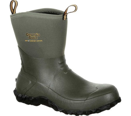 Georgia Boot Waterproof Mid Rubber Boot