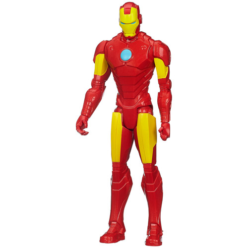 Marvel Avengers Titan Hero Series Iron Man Figure