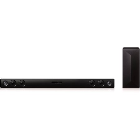 LG LAS454 Sound Bar with Wireless Subwoofer