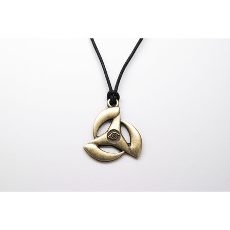 Naruto Unisex Necklace with Black -