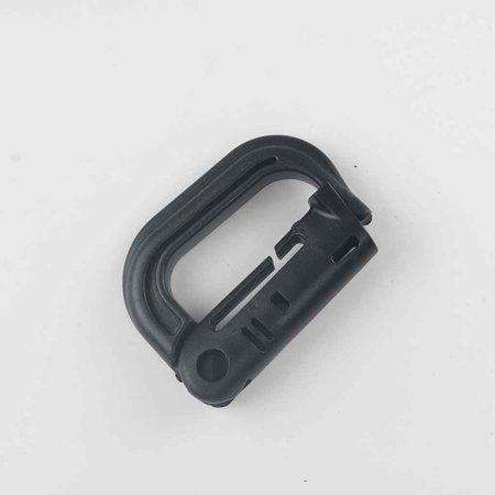 Nylon Snap Ring - Nylon Tactical Carabiner Quickdraw Mountaineering Buckle D-Ring Snap Clip Hook