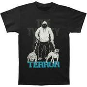 Terror Men's  Dogs T-shirt Black