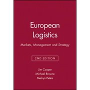 European Logistics : Markets, Management and Strategy (Edition 2) (Paperback)