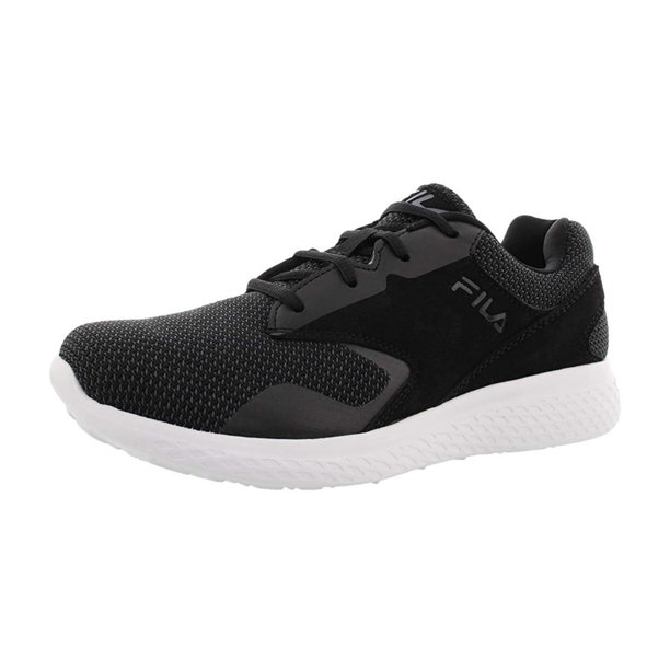 Fila Mens Layers 2.5 Casual Shoes Knit