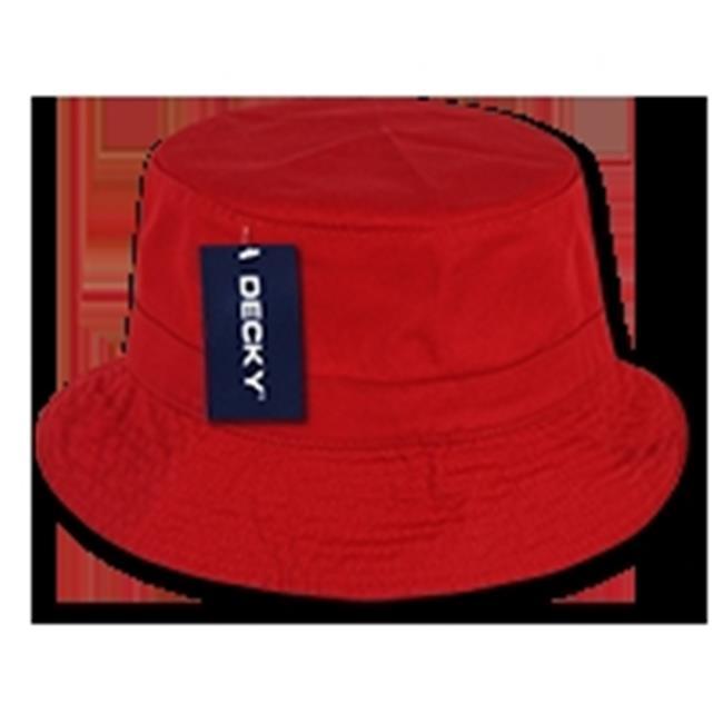 4b2733808e3 Decky 961-PL-NVY-06 Polo Bucket Hat