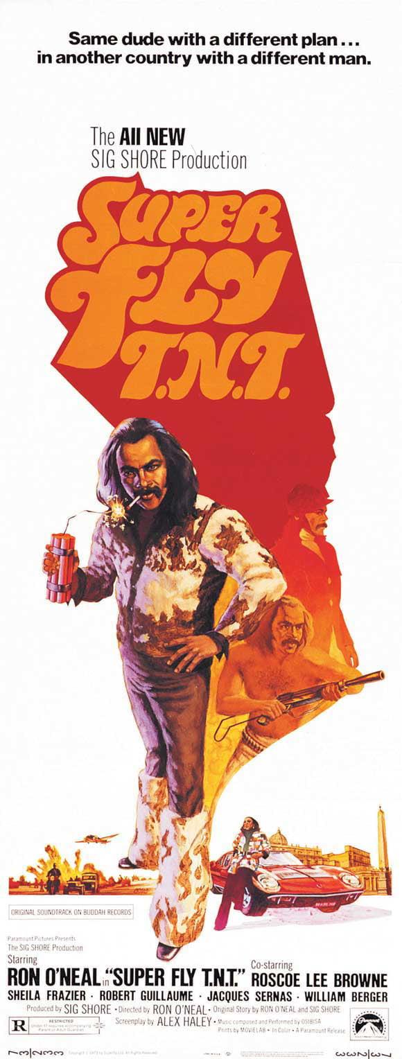3be6a6b38c0 Superfly T N T POSTER Movie Insert A (14x36) - Walmart.com