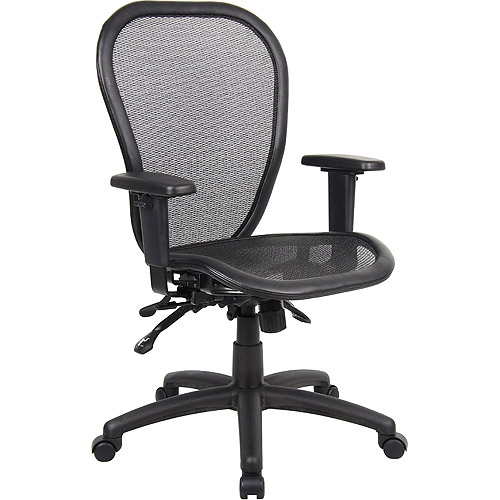 Boss Multi-Function Mesh Executive Chair