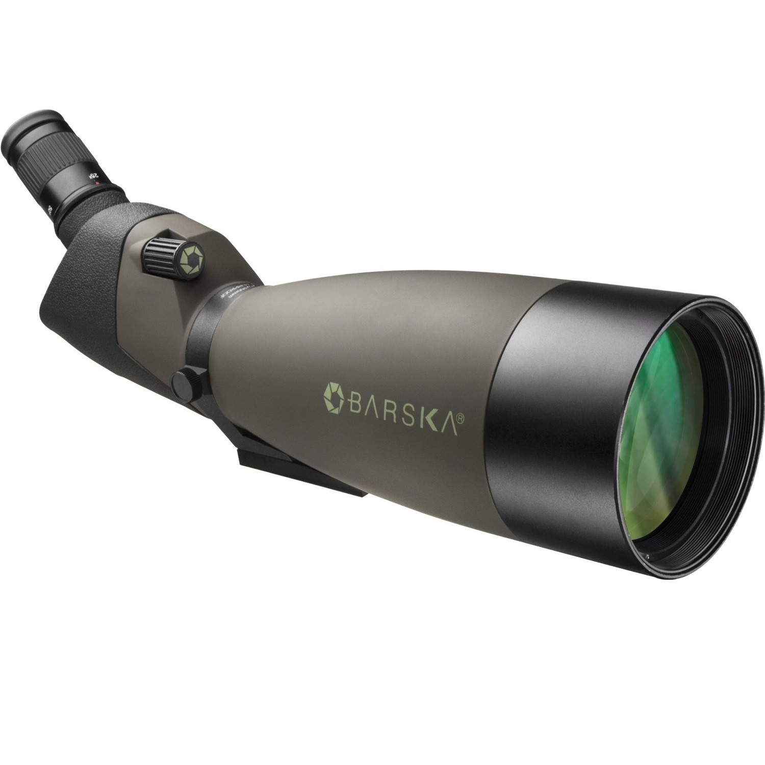 Barska 25-75x100 Blackhawk Spotting Scope with HC