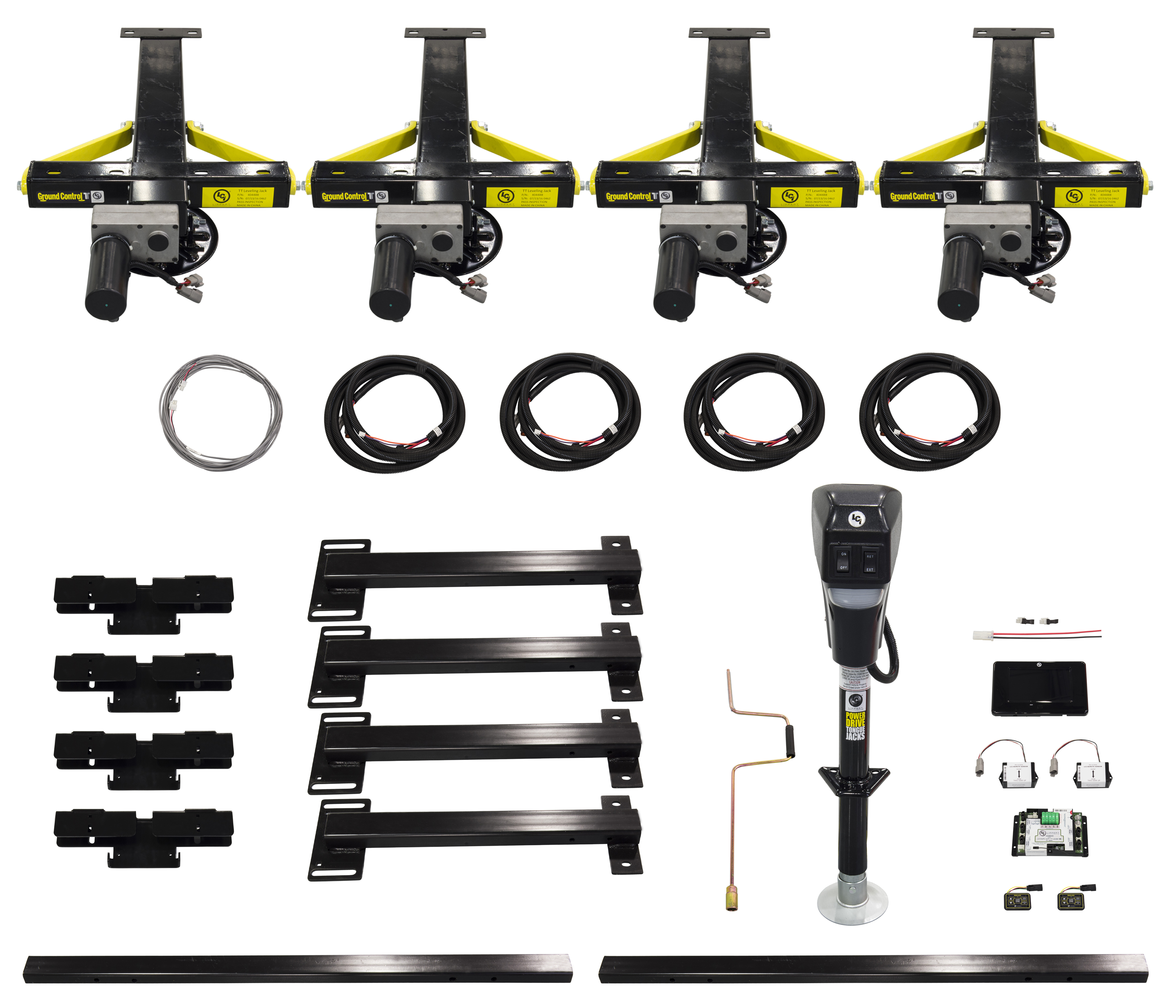 Lippert Components 672136 Leveling System Ground Control