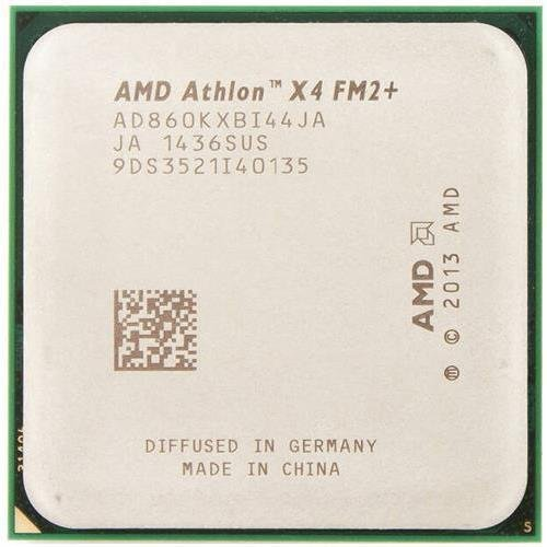 AMD AD860KXBI44JA Athlon X4 860K Quad-Core Processor 3.7G...
