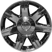 Wheel for 2006-2008 Cadillac DTS 17x7 Refinished 17 Inch Rim