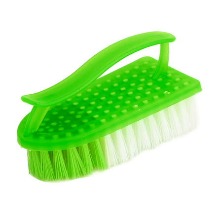 High Duty Shoe Clothes Wash Scrub Brush House Home Laundry Stain Dust Cleaning Easy