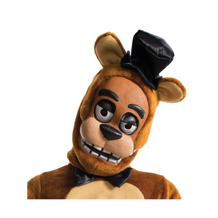 Five Nights At Freddys Childrens Freddy 3/4 Mask