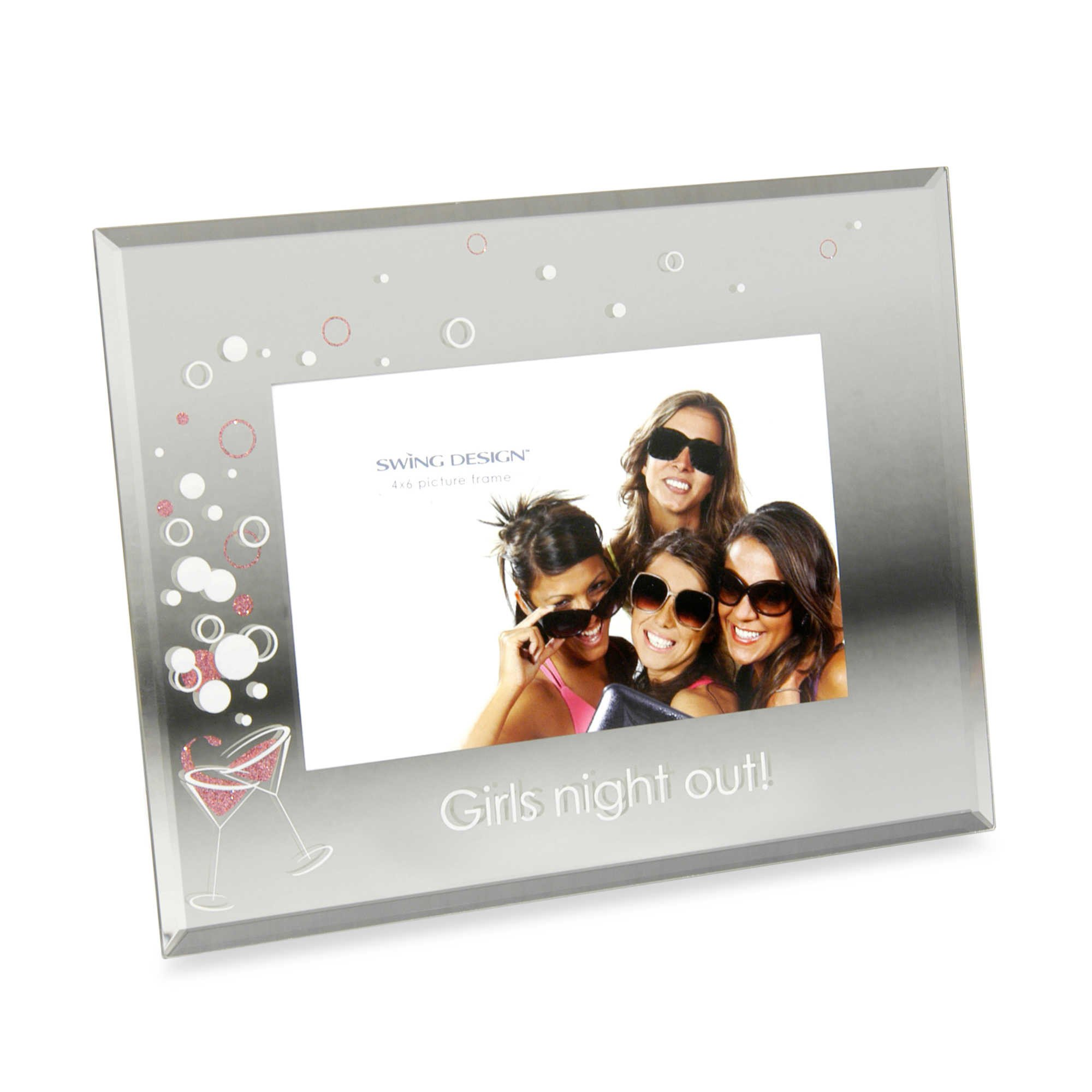 Sentiment Picture Frame 4x6 Girls Night Out Walmartcom