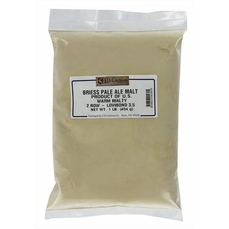 British Pale Ale Malt - Briess - Dry Malt Extract - Pale Ale Malt - 1 lb.