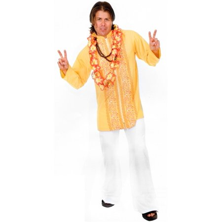 HIPPIE LOVE GURU TEEN COSTUME - Teen Hippie